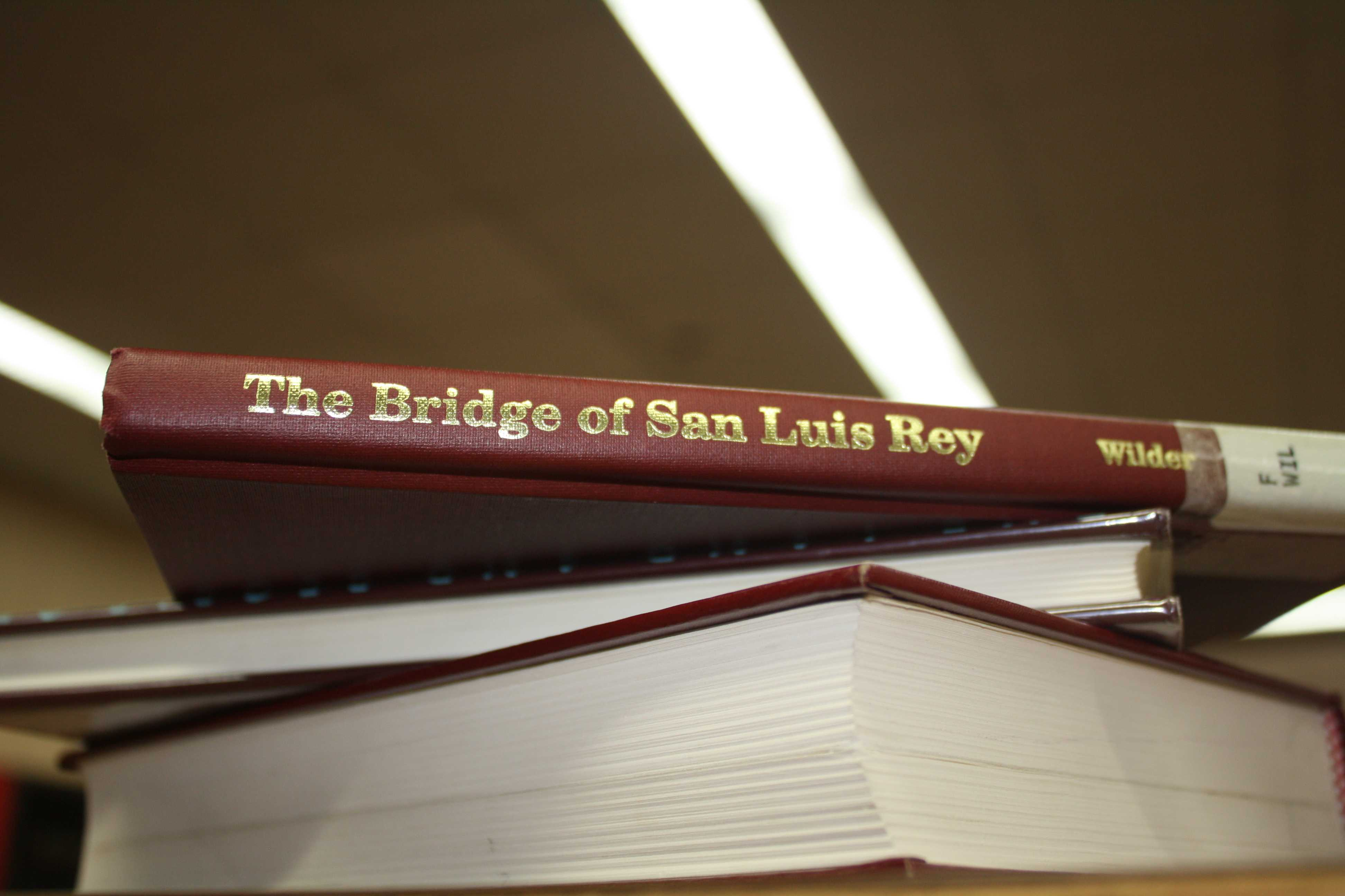 the bridge of san luis rey essay Thornton wilder (1897-1975) the bridge of san luis rey the bridge of san luis rey, by thornton wilder, presents the ancient dilemma of whether tragedy is the result of chance or a manifestation of divine intervention.