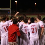 Soccer team first in state, second in nation