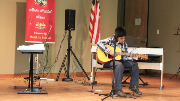 Musik in School musicians showcase talents at 10th annual recital