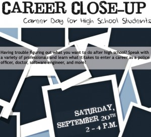 Library gives students opportunity to take closer look at careers
