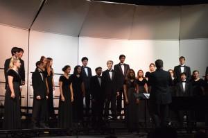 Outstanding choir concert earns standing ovation