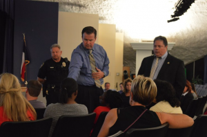 Awareness, consequences of illegal substances revealed in DEA drug presentation