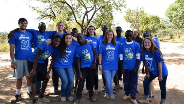 Jacob Logan LifeVision Home creates transitional haven for Zambian orphans