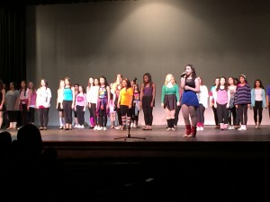 Respira Dessert show wows with musical talents