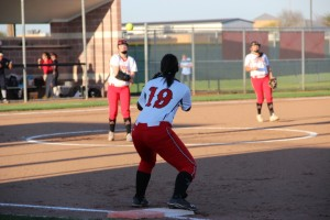 Coppell Cowgirls softball shuts-out the Richland Rebels