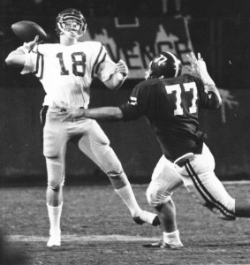 Archie Manning was the former quarterback of the New Orleans Saints and the Ole Miss Rebels  *Photo courtesy of Ole Miss Athletic Department