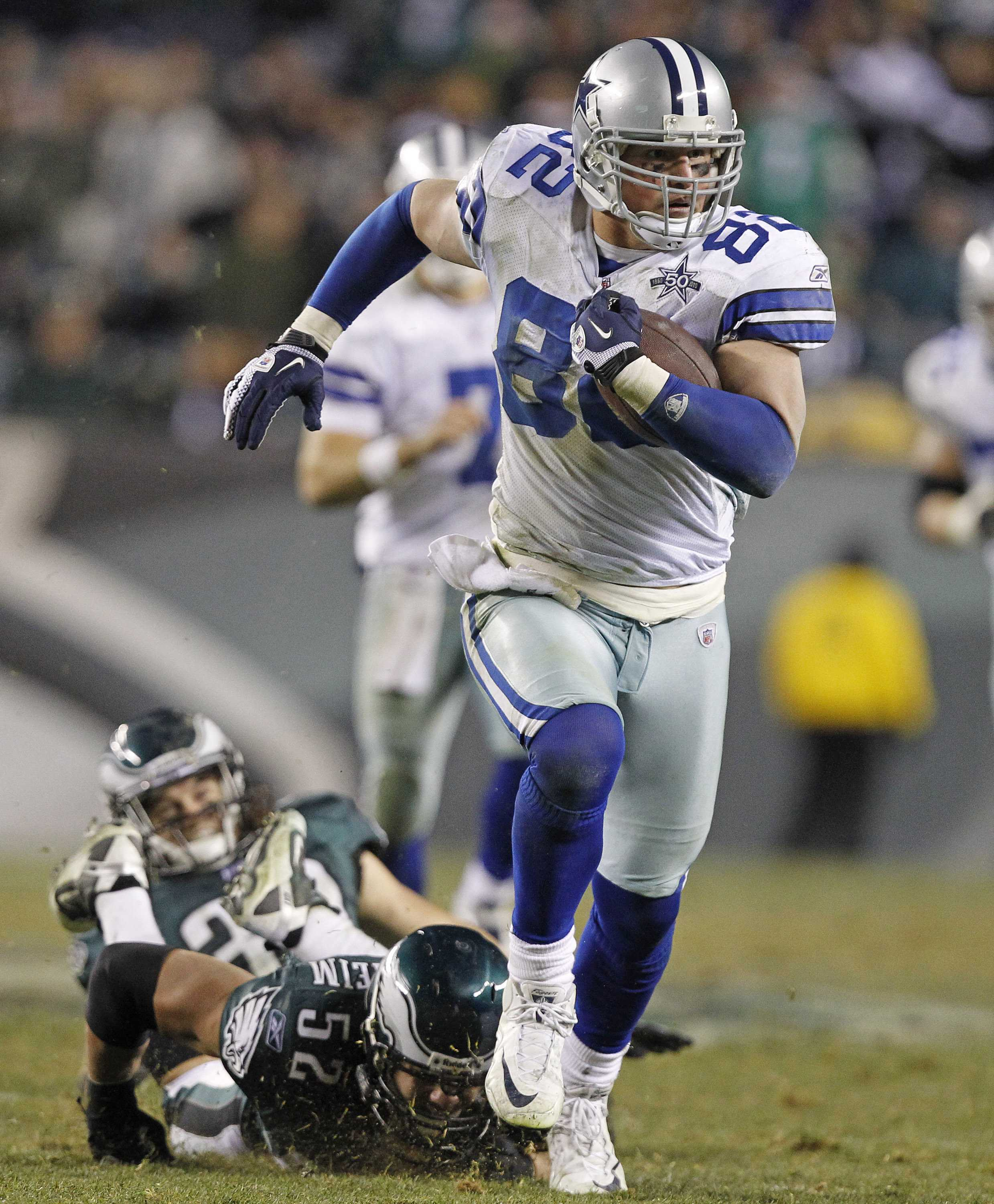 Jason Witten to host football camp at CHS – Coppell Student Media