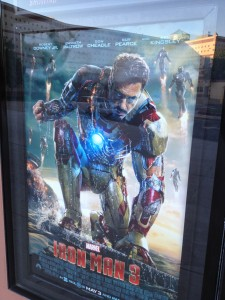 """""""Iron Man 3"""" opens today in theaters everywhere."""