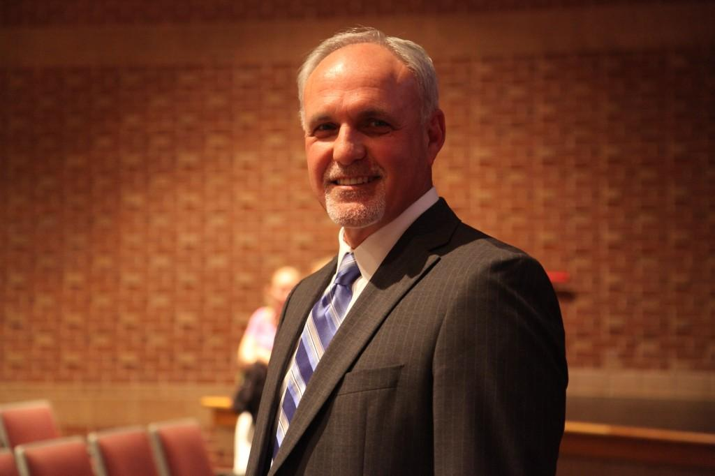 Coppell ISD Superintendent Dr. Jeff Turner announced Friday he is retiring following the 2013-2014 school year. The Sidekick file photo