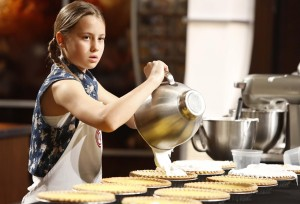 """MASTERCHEF: Contestant Ryan Kate in the """"Junior Edition: Easy As Pie"""" episode of MASTERCHEF airing Tuesday, Jan. 13 (8:00-9:00PM ET/PT) on FOX. CR: Greg Gayne / FOX. © FOX Broadcasting Co."""