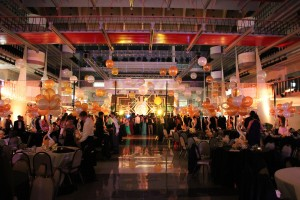 """Coppell High School had their 2014 prom with the theme based on """"The Great Gatsby"""" on Saturday at Dallas Market Hall. Photo by Nicole Messer."""