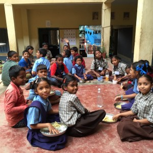 Senior Surabi Rao spent her summer in India with the organization Akshaya Patra that is founded for the purpose of feeding underprivileged children all over India.