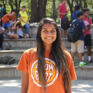 Senior Surabi Rao spent her summer in India with the organization Akshaya Paatra that is founded for the purpose of feeding underprivileged children all over India.