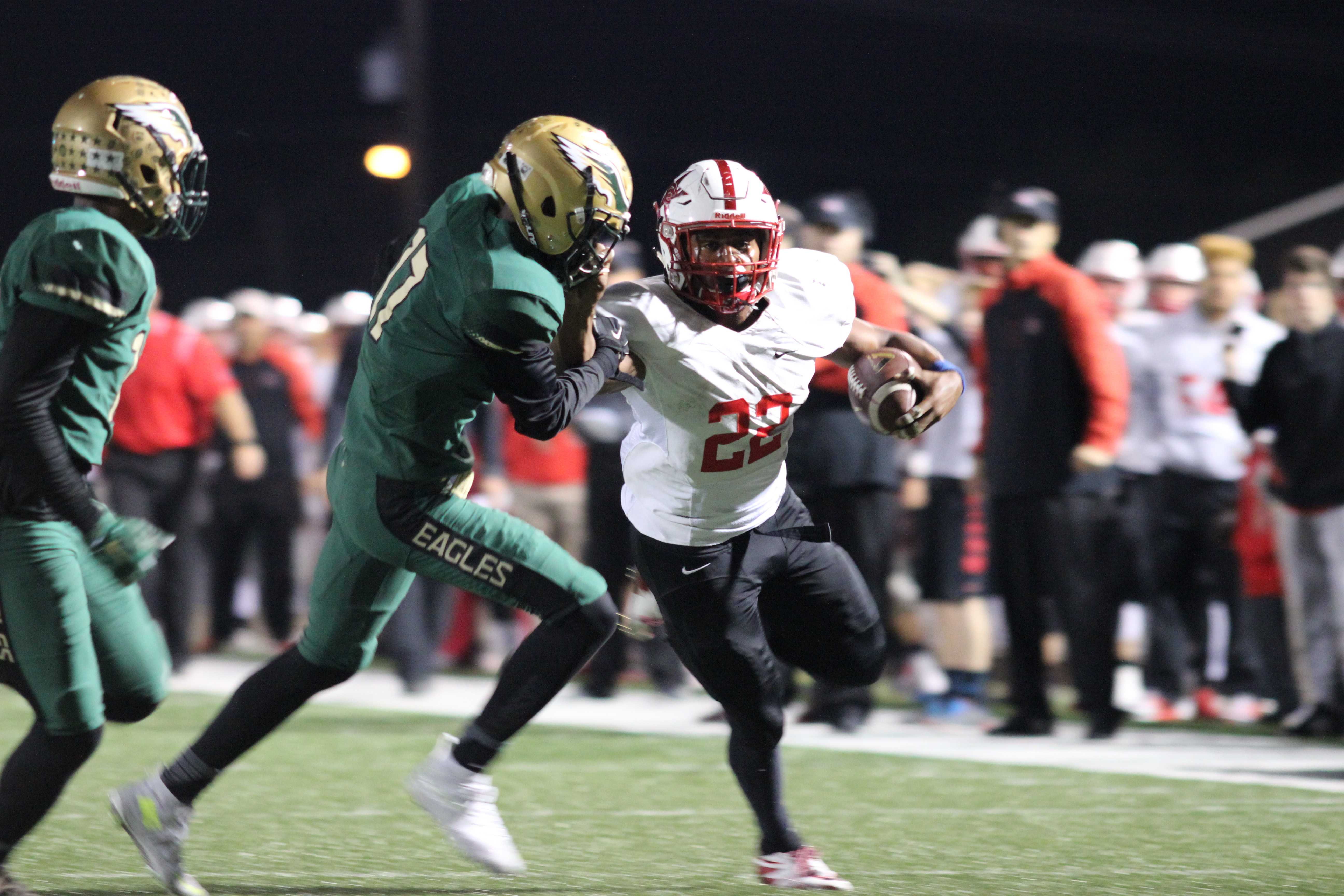 91f50f0f Second half playoff comeback falls just short for Cowboys – Coppell ...